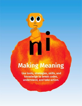 Graphical Student Making Meaning